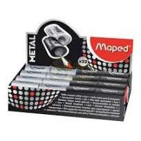 Sacapuntas Maped Satellite Metal 1 Filo Cod. 534019
