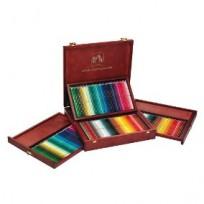 Lapices De Colores Caran Dache Artist Set Supracolor/Pablo x 160 Largos En Caja De Madera 3000-460 Cod. 08902511460
