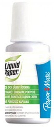 Corrector Liquid Paper Botella 20 Ml. Cod. Las1317553