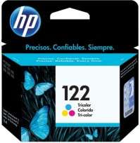 Cartucho Hewlett Packard 122 (CH562HL) Tricolor 2 Ml. P/Deskjet 1000/2000 Cod. Ci-Hp-562H00