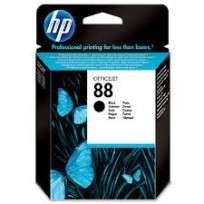 Cartucho Hewlett Packard  88 (C9385AL) Negro 20,5 Ml. P/Officejet Pro K550 Cod. Ci-Hp-938500