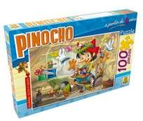 Puzzle Implas Pinocho 100 Piezas. Cod.211