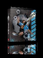 Carpeta Util Of 3 x 40 Futbol Nextgame Cartone Cod. C3170