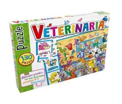 Puzzle Implas Veterinaria 130 Piezas. Cod.310