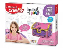 Juego Maped Build & Play- Cofre Cod. 881202