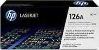 Toner Hewlett Packard 126 (Ce310Ab) Negro P/Laserjet Cp1025 Cod. To-Hp-310Ab0
