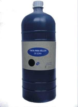 Tinta Para Sello Sta x 1000 Cc. Negro Cod. 301-06-01