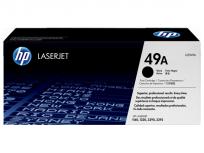 Toner Hewlett Packard  49A (Q5949A) Negro P/Laserjet 1160/1320 Cod. To-Hp-949A00
