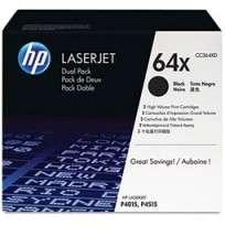 Toner Hewlett Packard  64X (CC364X) Negro P/Laserjet P4015-P4515 Cod. To-Hp-364X00
