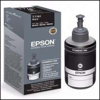 Tinta Epson T774120 Negro 140 Ml. P/M105/M205 Cod. Ci-Ep-774100