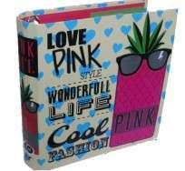 Carpeta Ito 3 x 40 Pink  Cartone Cod. 03501230012