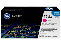 Toner Hewlett Packard 124A (Q6003A) Magenta P/Laserjet Color 2600N Cod. To-Hp-600300