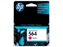Cartucho Hewlett Packard 564 (CB319WL) Magenta 3,5 Ml. P/Photosmart C6380 Cod. Ci-Hp-319W00
