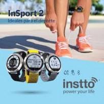Reloj Instto Insport 2 Gris Cod. Sw-In-B69Bg0