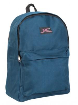 """Mochila M.E. 15"""" Azul Marino Cod. 02103580"""