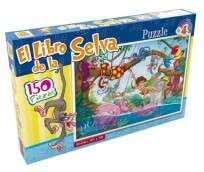 Puzzle Implas El Libro De La Selva 150 Piezas. Cod.261