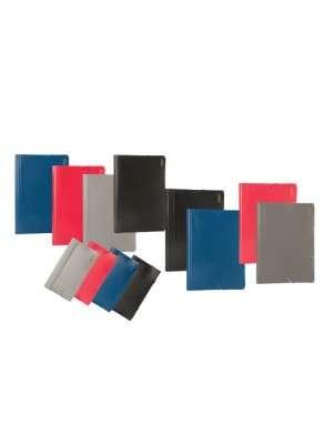 Clasificador Database Oficio 13 Separadores Rojo Cod. 01400856