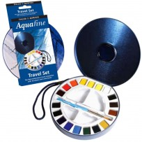 Acuarela Daley-Rowney Aquafine Lata 18 Colores Cod.131900030