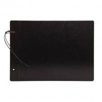 Carpeta Rab Fibra Negra Nro. 5 Con Cordon Cod. 3066/5