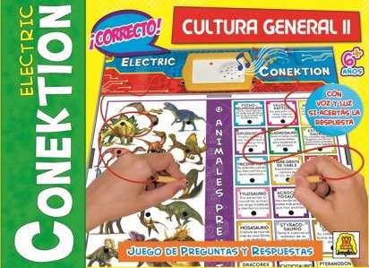 Juego Implas Conek Con Luz Y Sonido Cultura General 2 Cod.374