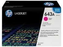 Toner Hewlett Packard 643A (Q5953A) Magenta P/Laserjet 4700 Cod. To-Hp-595300