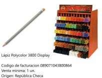 Lapices De Colores Koh-I-Noor Polycolor 3800 Display Cod. 089071043800864