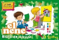 Block El Nene De Dibujo Nro. 6 Color x 24 Hjs. Cod. 215215