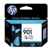 Cartucho Hewlett Packard 901 (CC656AL) Tricolor 13 Ml. P/J4540/J4550/J4580 Cod. Ci-Hp-656A00
