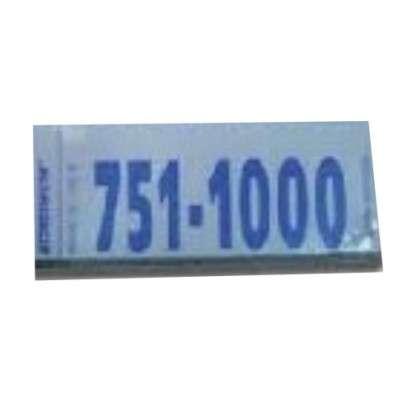 Talonario Taloffice Guardarropa 1-1000  ( En 4 Unidades) Cod.1-1000