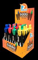 Compas Ezco Fiddo Plastico Display x 24 Unid. Cod.  402100