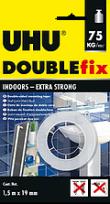 Cinta Adhesiva Uhu Bifaz Double Fix Indoors Cod. U46855