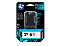 Cartucho Hewlett Packard  02 (C8721WL) Negro 5,5 Ml. P/Photosmart 8250/8230/5180/C6180/C6280/C7280/D7160/C7180/D7360 Cod. Ci-Hp-872100