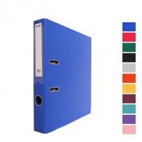 Bibliorato Avios Forrado Plastico A4/Carta Azul Lomo 50 Mm.  Cod.280
