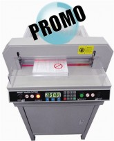 Guillotina Rafer 450Vs+Plus Digital Electrica Con Base y Tapa Corta 400 Hjs. Cod. 4552801