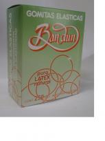 Bandas Elasticas Bandun Caja x  250 Grs. Diam. 40 Cod. Aabcn4     0201