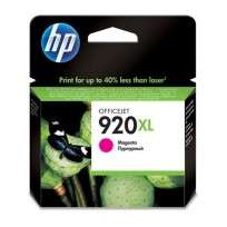 Cartucho Hewlett Packard 920 XL (CD973AL) Magenta Alto Rendimiento 7,5 Ml. P/Officejet 6000/6500 Cod. Ci-Hp-973A00