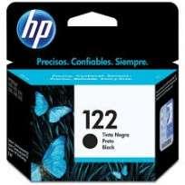 Cartucho Hewlett Packard 122 (CH561HL) Negro 1,5 Ml. P/Deskjet 1000/2000 Cod. Ci-Hp-561H00