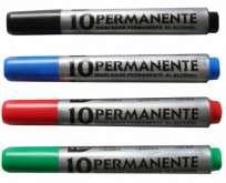 Marcador Permanente Ito 10 Punta Biselada Negro Cod. 10001209046