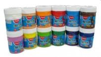 Tempera Maped Color Peps Colores Tradicionales Pote x 200 Ml./250 Grs. Promo 6 + 1 Gratis  Cod. Promotrad