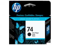 Cartucho Hewlett Packard  74 (CB335WL) Negro 6 Ml. P/Officejet 5780 Cod. Ci-Hp-B33500