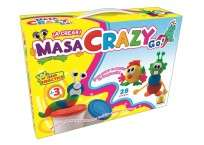 Juego Didactico Y Educativo Implas Masa Crazy Go. Cod.352