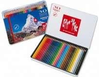Lapices De Colores Caran Dache Prismalo x 30 Largos Acuarelables En Lata 999-330 Cod. 08902510330