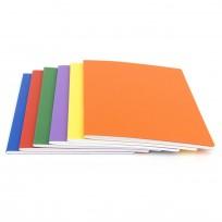 Cuaderno Forrado 16 x 21 Tapa Carton Araña x 42 Hjs. Rayado 1/2 Bulto - 45 Unid. - 63 Gr. Cod. 11621P/B