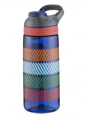 Botella Para Hidratacion Contigo Kids Courtney  Autoseal Con Tecnologia Tritan Oxford 590Ml  Cod.2039814