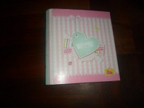 Carpeta Util Of 3 x 40 Love Cartone Cod. C3123