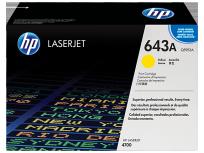 Toner Hewlett Packard 643A (Q5952A) Amarillo P/Laserjet 4700 Cod. To-Hp-595200