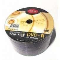 DVD Util Of Media -R 4.7 GB 120 Min. 8x Bulk x 50 Unid. Cod. U0250
