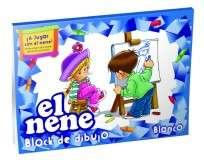 Block El Nene De Dibujo Nro. 5 Blanco x 24 Hjs. Cod. 210528