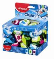 Sacapuntas Maped Clean 1 Filo Cod.030111