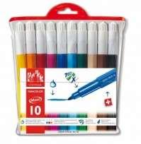 Marcador Caran Dache Fancolor Extra Large x 10 Unid. 195-710 Cod. 10002503710